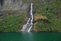 Wasserfall Freier