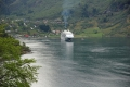 AIDAblu im Geiranger Fjord