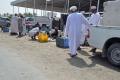 Muscat: Fischmarkt in Barkha