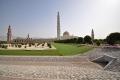 Muscat: Sultan Qaboos Moschee