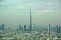 Dubai: Skyline mit Burj Khalifa