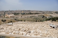 Jerusalem: Blick vom Ölberg