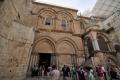 Jerusalem: Grabeskirche