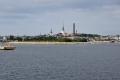 Tallinn:Hafeneinfahrt