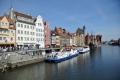 Danzig: Stadthafen