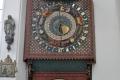 Danzig: Marienkirche (Astronomische Uhr)