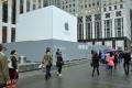 New York: Apple Store 5th Avenue