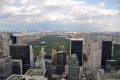 New York: Blick vom Top of the Rock