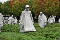 Washington: Korean War Veterans Memorial