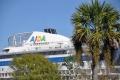 Charleston: AIDA im Hafen