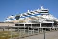 Charleston: AIDAluna im Hafen