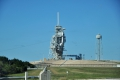 Port Canaveral: Startrampe im Kennedy Space Center