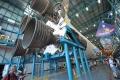 Port Canaveral: Apollo-Rakete im Kennedy Space Center