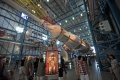 Port Canaveral: Apollo-Rakete im Kennedy Space Center