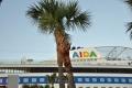 Port Canaveral: AIDAluna im Hafen