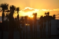 Port Canaveral: Abendstimmung