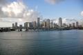 Miami: EInlaufen in den Hafen