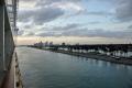 Miami: Auslaufen