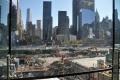 New York: Blick auf die WTC Site