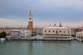 Venedig: Hafeneinlauf
