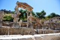 Izmir: Ephesos (Traiansbrunnen)