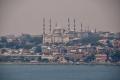 Istanbul: Hafeneinfahrt (Blaue Moschee)