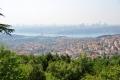 Istanbul: Blick auf die europäische Skyline