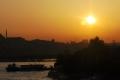 Istanbul: Sonnenuntergang
