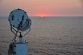 Sonnenaufgang im Schwarzen Meer