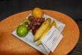 Oasis of the Seas: Obstteller auf der Kabine