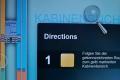 Oasis of the Seas: Kabinennavigation