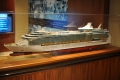 Oasis of the Seas: Modell vor dem Concierge Club