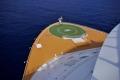 Oasis of the Seas: Hubschrauberlandeplatz