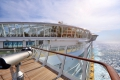 Oasis of the Seas: Blick nach Achtern