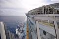 Oasis of the Seas: Blick nach Achtern