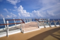 Oasis of the Seas: (Geheimes) Sonnendeck auf Deck 14