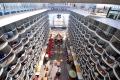 Oasis of the Seas: Blick auf den Boardwalk