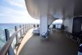 Oasis of the Seas: (Geheimes) Freideck auf Deck 12