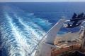 Seetag auf der Oasis of the Seas