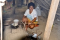 Manaus: Kautschukgewinnung
