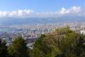 Palermo: Blick vom Monte Pellegrino