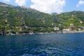 Neapel: Bootsfahrt in Amalfi