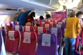 Thai A380 Economy Class