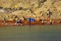 Anlandung auf Storøen