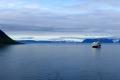 Hafenausfahrt aus Isafjördur