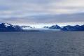 Hafeneinfahrt in Spitzbergen