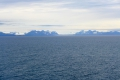 Hafenausfahrt aus Spitzbergen