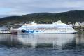 AIDAcara in Hammerfest