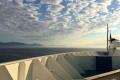 Hafenausfahrt aus Hammerfest