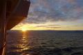 Sonnenaufgang über den Lofoten